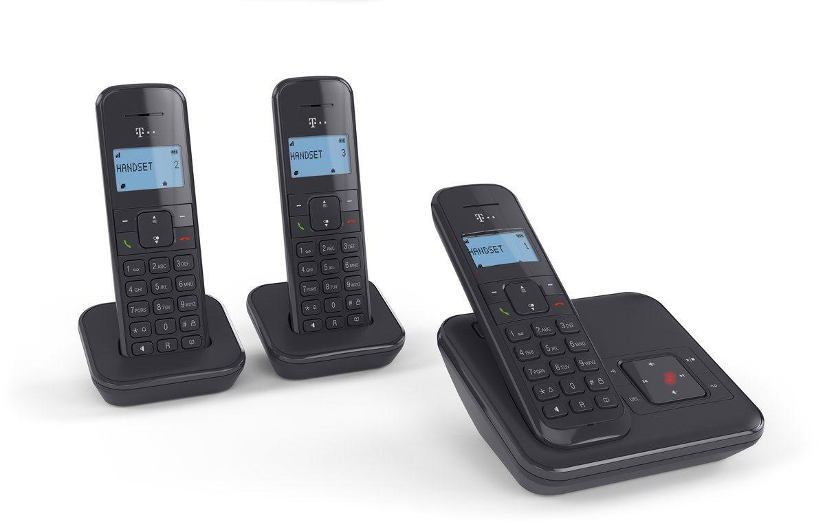 Telekom Telefon analog schnurlos »Sinus CA 34 Trio«