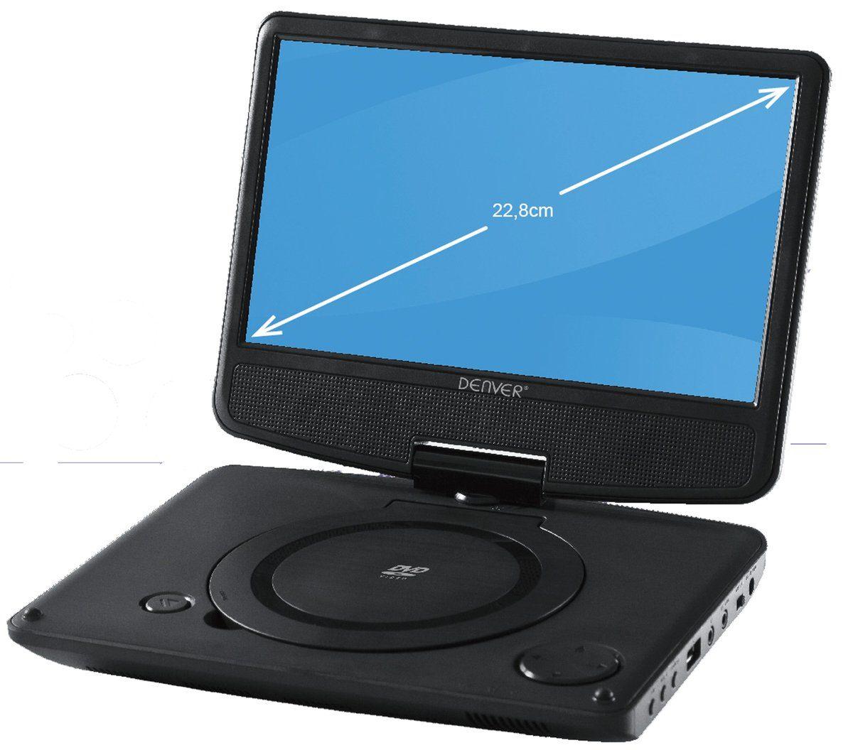 Denver Portabler DVD-Player »MT-983NB«