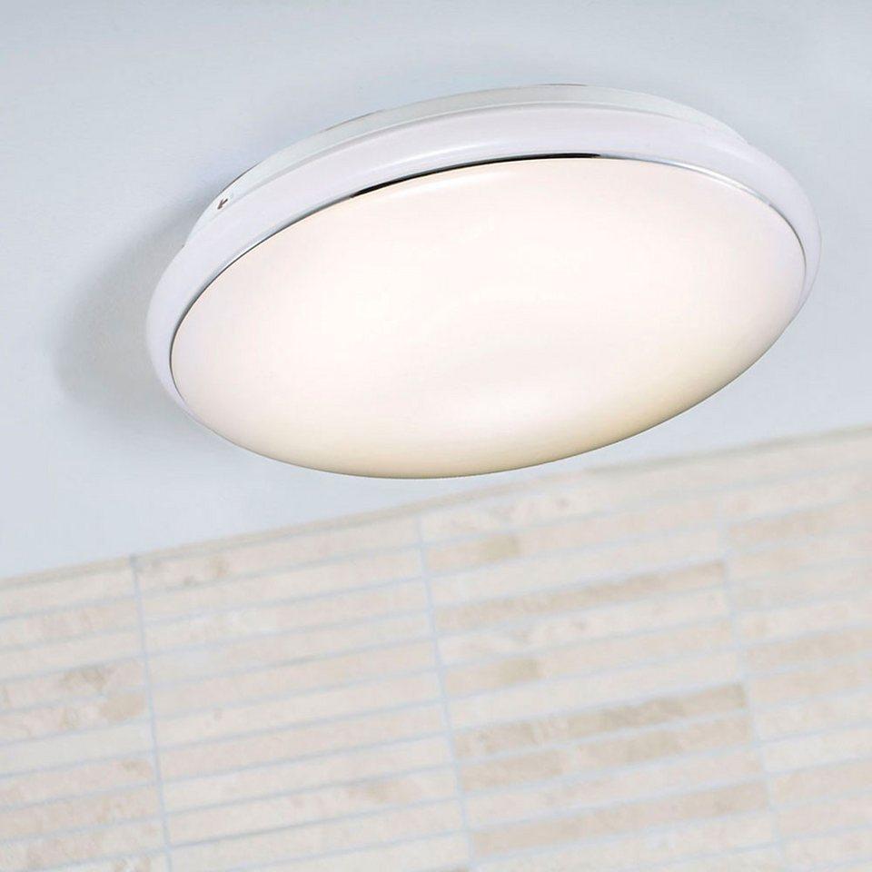 Licht-Trend Deckenleuchte »Nowa LED Deckenleuchte Ø 40 cm / 1277 Lumen« in Weiß