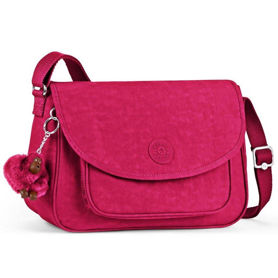Kipling Basic Sunita Umhängetasche 28 cm in flamboyant pink
