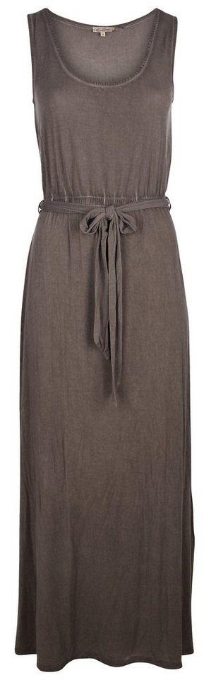 DREIMASTER Kleid in dunkles schlamm
