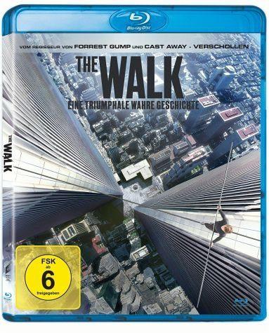 Blu-ray »The Walk - Eine triumphale wahre Geschichte«