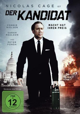 DVD »Der Kandidat - Macht hat Ihren Preis«