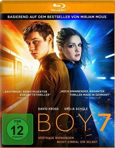 Blu-ray »Boy 7«