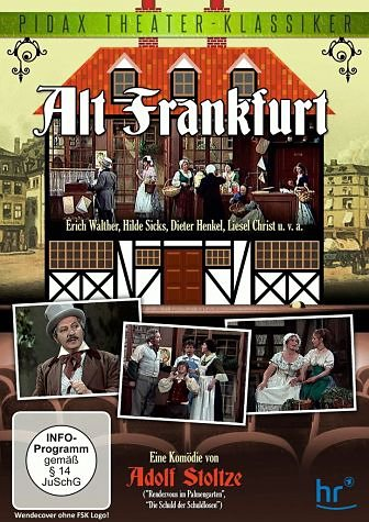 DVD »Alt Frankfurt«
