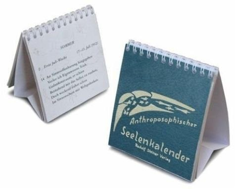 Kalender »Anthroposophischer Seelenkalender 2013,...«