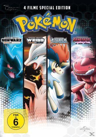 DVD »Pokémon: Der Film: Schwarz - Victini und...«
