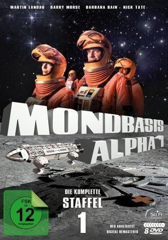 DVD »Mondbasis Alpha 1 - Die komplette Staffel 1...«