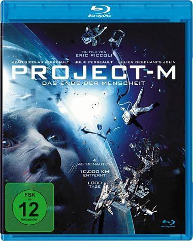 Blu-ray »Project-M - Das Ende der Menschheit«