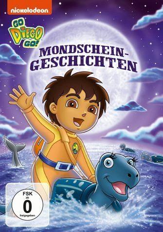 DVD »Go, Diego! Go! - Mondscheingeschichten«
