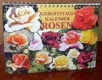 Kalender »Geburtstagskalender mit Rosenschönheiten«