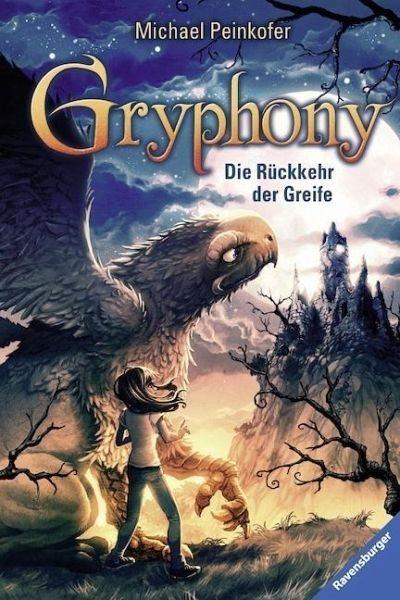 Gebundenes Buch »Die Rückkehr der Greife / Gryphony Bd.3«