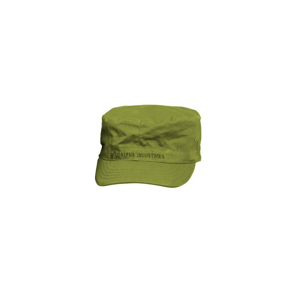 ALPHA INDUSTRIES Mütze »Army Hat« in light olive