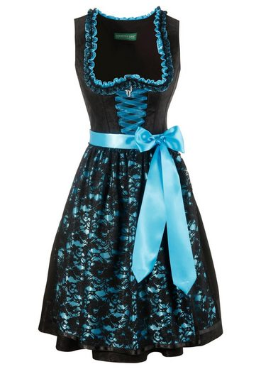 Dirndl midi mit Applikation, Country Line