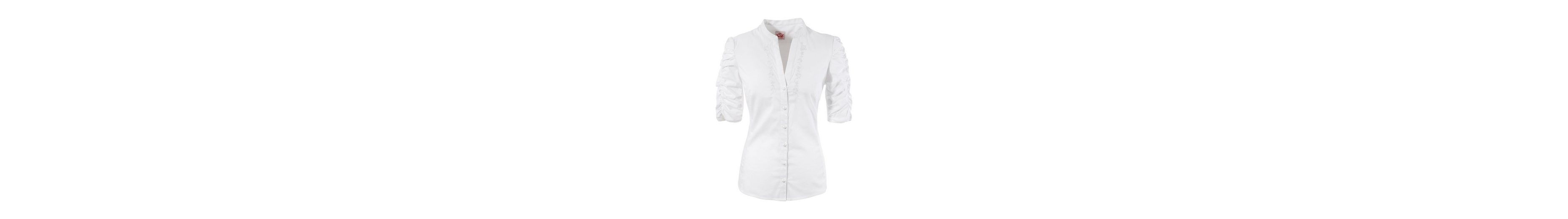 Großer Rabatt Zum Verkauf Günstig Kaufen Mode-Stil Spieth & Wenksky Trachtenbluse Damen mit Stickerei Ipf3m