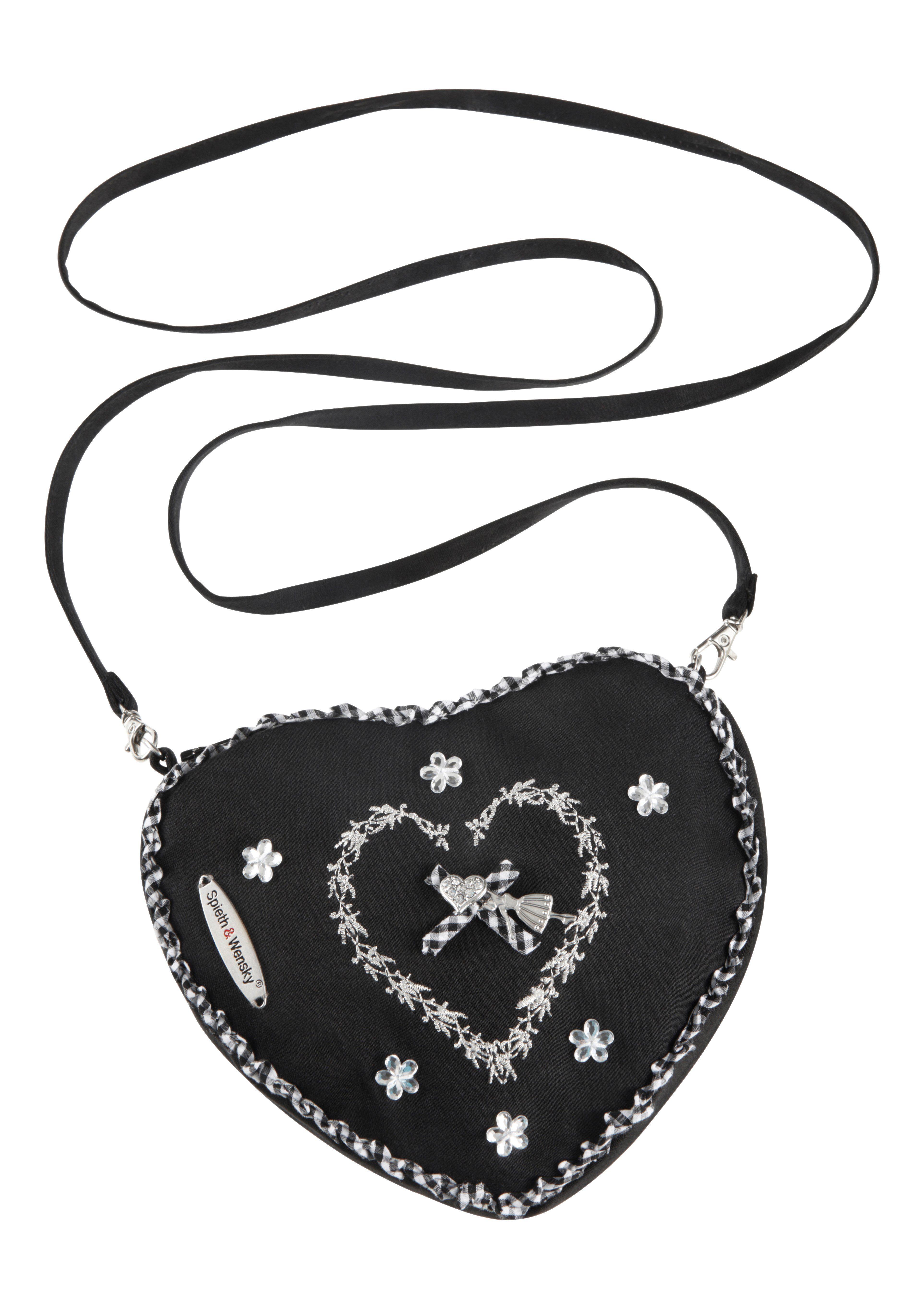 Trachtentasche in Herzform, Spieth & Wensky