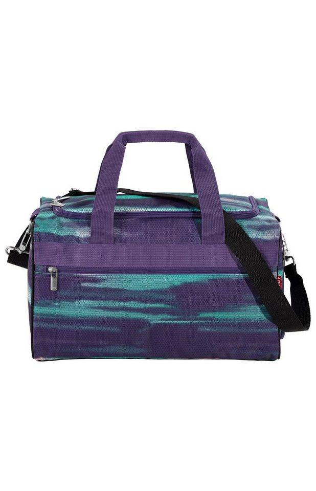 4YOU Freizeittasche, Shades Purple, »Sporttasche M« in shades purple