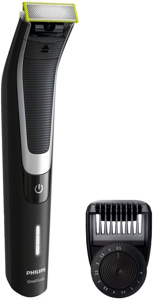 philips herrenrasierer oneblade pro qp6510 30 akku wet dry pr zisions trimmer online kaufen. Black Bedroom Furniture Sets. Home Design Ideas