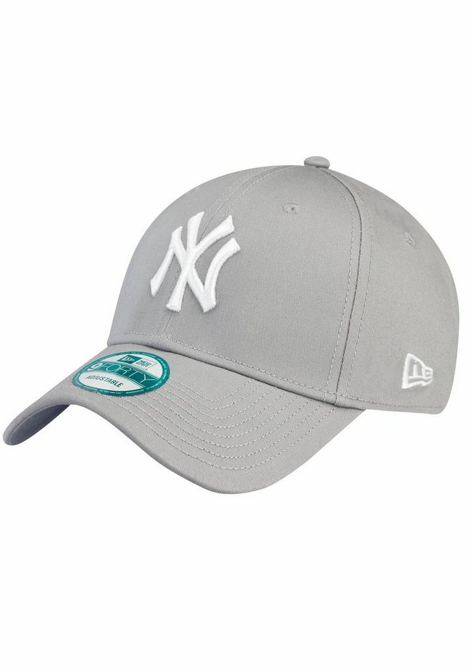 New Era Flex Cap 39Thirty flexfitted in grau