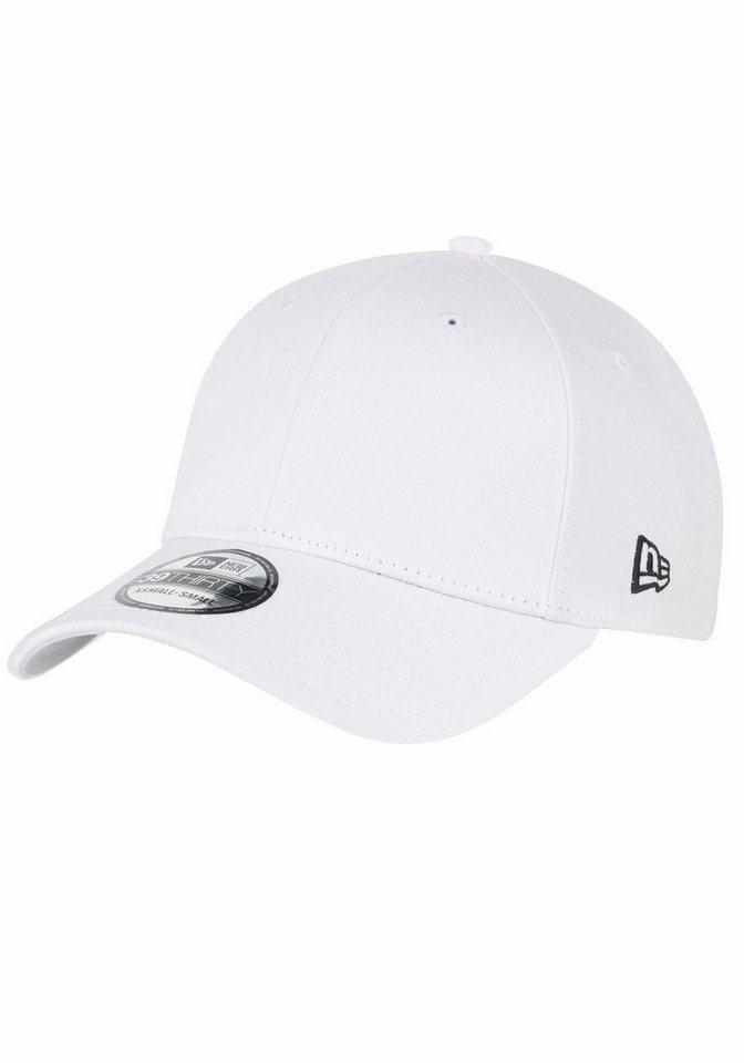 New Era Flex Cap »39Thirty flexfitted« in weiß
