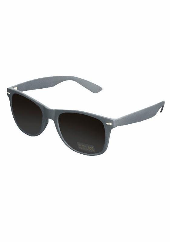 MasterDis Sonnenbrille in coolem Design in grau