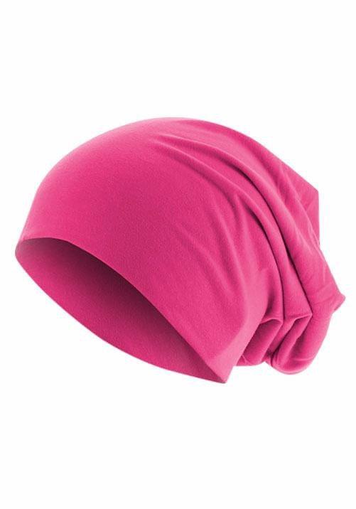 MasterDis Beanie für die Übergangsjahreszeit in pink