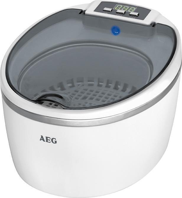 AEG Ultraschallreiniger USR 5659 in weiß
