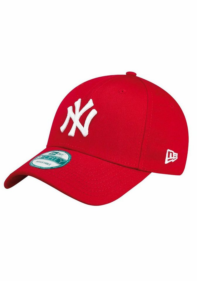 New Era Flex Cap »39Thirty flexfitted« in rot