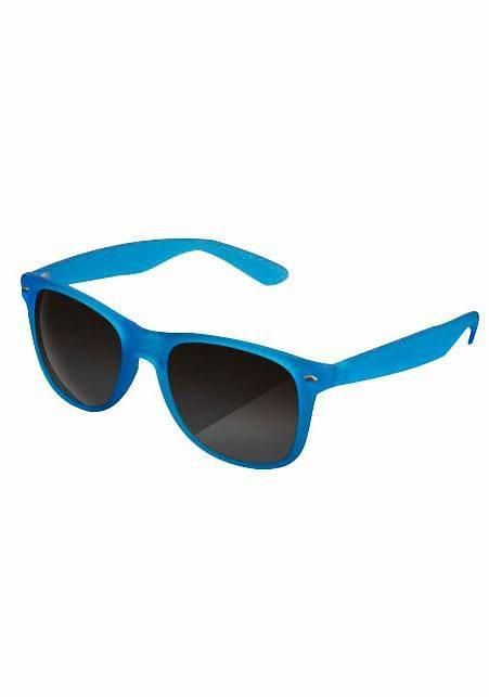 MasterDis Sonnenbrille in klassischer Form in blau