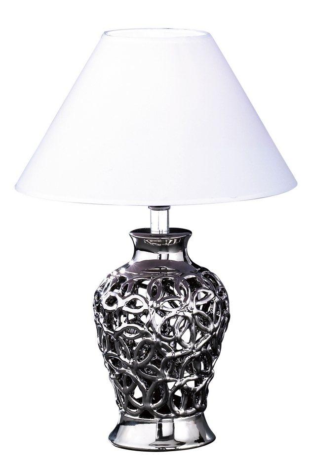 honsel leuchten tischleuchte 1flg coco kaufen otto. Black Bedroom Furniture Sets. Home Design Ideas