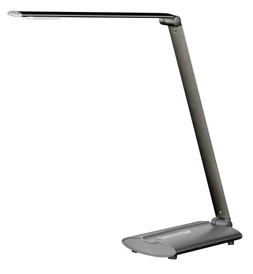 Honsel Leuchten LED-Tischleuchte, 1flg., »Signe« in Metall, anthrazit