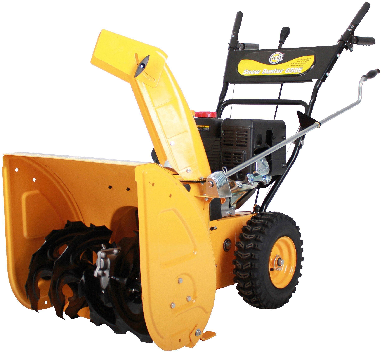 Benzin-Schneefräsen »Snow Buster 650E«