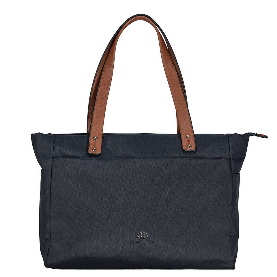 Gerry Weber Lemon Mix II Shopper Tasche 38 cm in dark blue