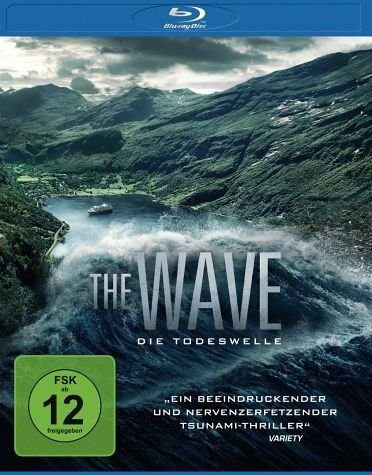 Blu-ray »The Wave - Die Todeswelle«