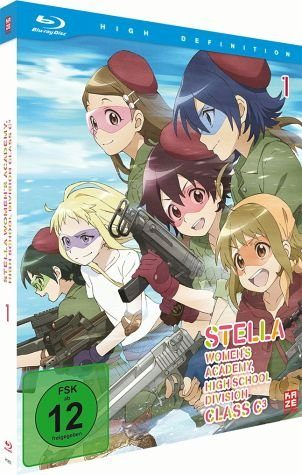 Blu-ray »Stella Women's Academy High School Division...«