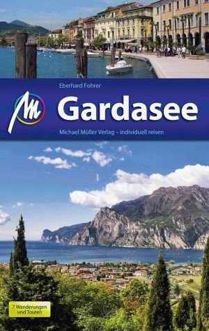 Broschiertes Buch »Gardasee«