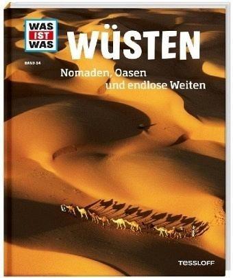 Gebundenes Buch »Wüsten / Was ist was Bd.34«