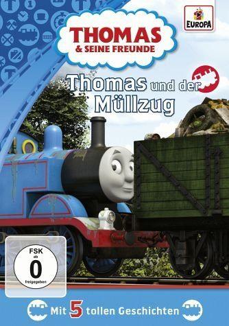 DVD »Thomas und seine Freunde - Thomas und der Müllzug«