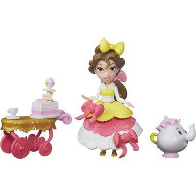 Hasbro Disney Prinzessin Little Kingdom Belles Servierwagen
