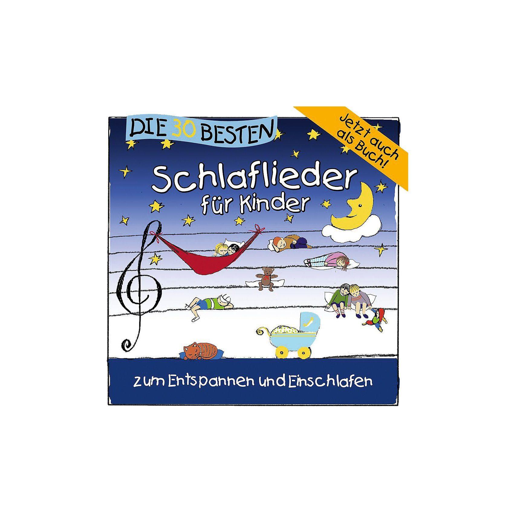 Universal CD Die 30 besten Schlaflieder für Kinder