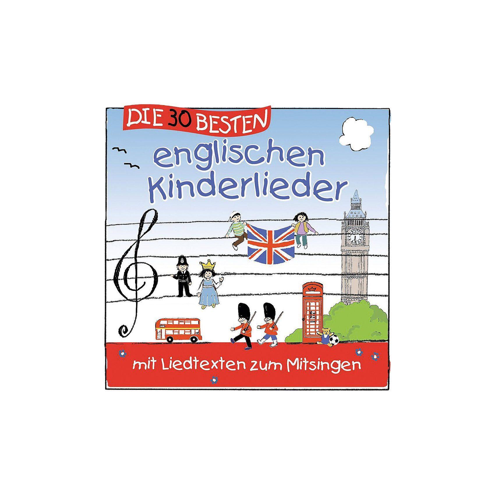 Universal Music GmbH CD Die 30 besten englischen Kinderlieder