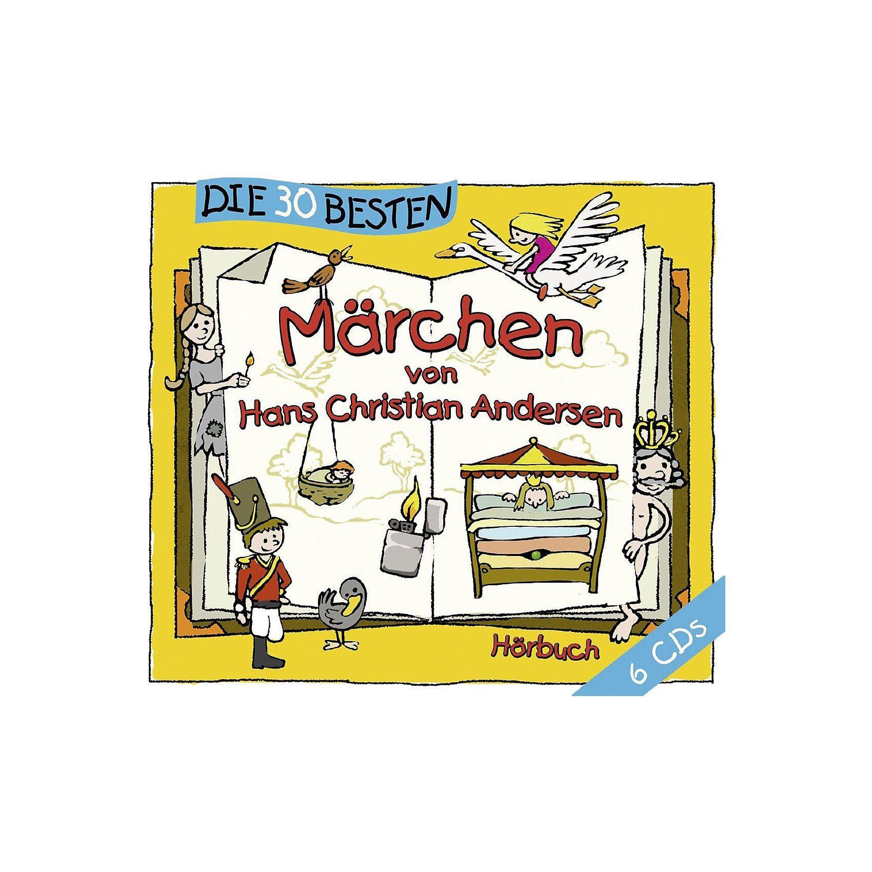Universal Music GmbH CD Die 30 besten Märchen von Andersen