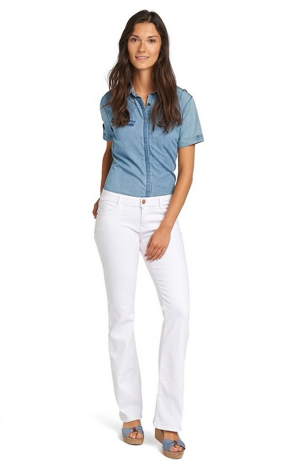 H.I.S Jeans »Pearl« in optic white