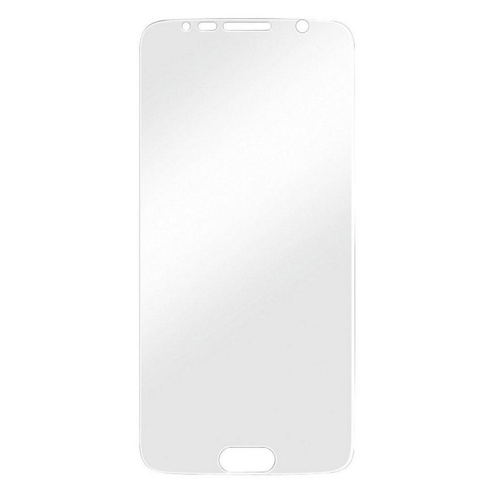 Hama Displayschutzfolie für Samsung Galaxy S6, 2er Set »Displayschutz Schutzfolie« in Transparent
