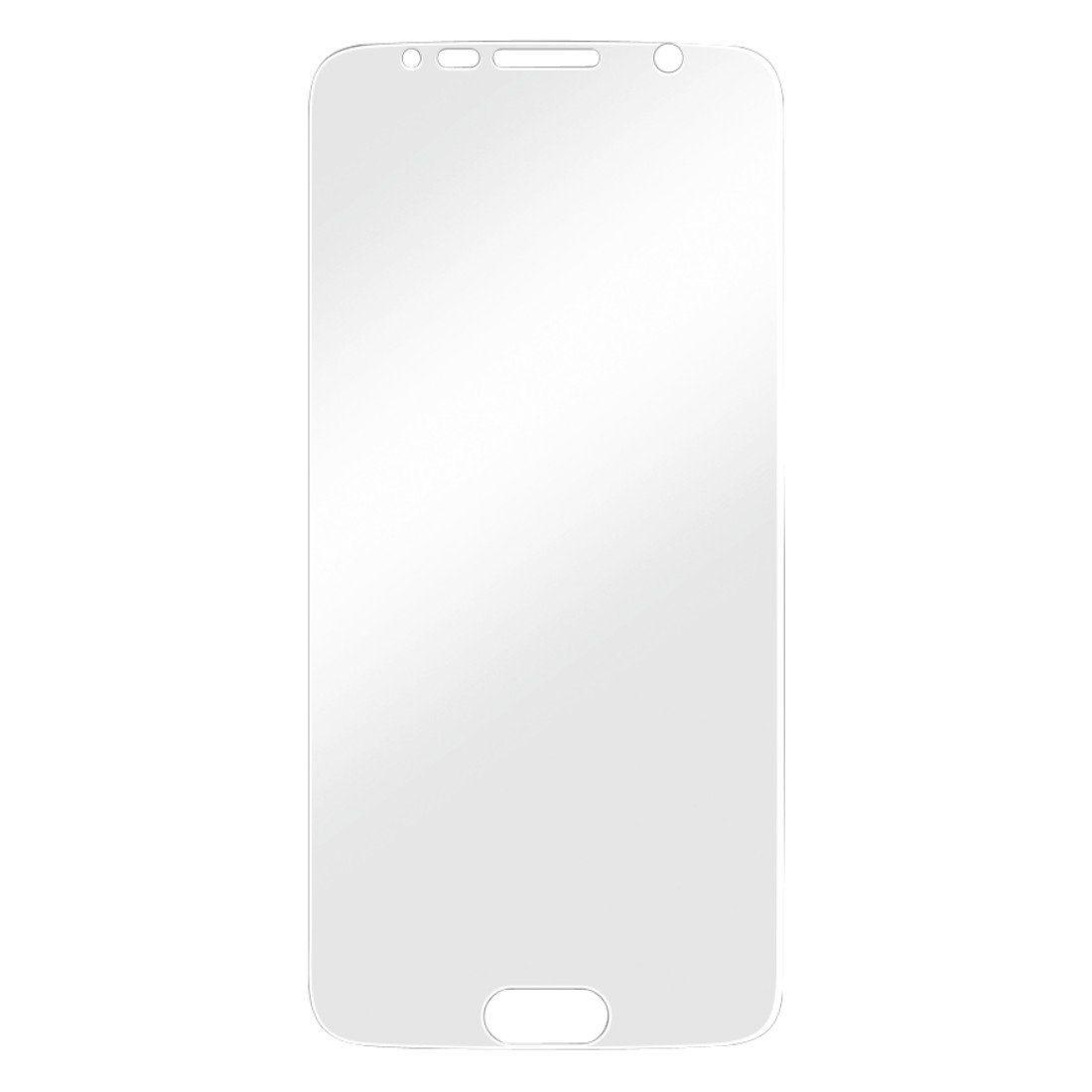 Hama Displayschutzfolie für Samsung Galaxy S6, 2er Set »Displayschutz Schutzfolie«