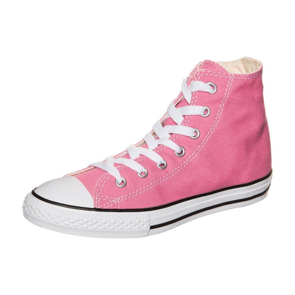 CONVERSE Chuck Taylor All Star High Sneaker Kinder in pink