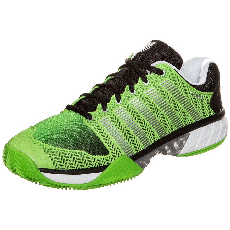 K-SWISS Hypercourt Express Tennisschuh Herren in grün / schwarz