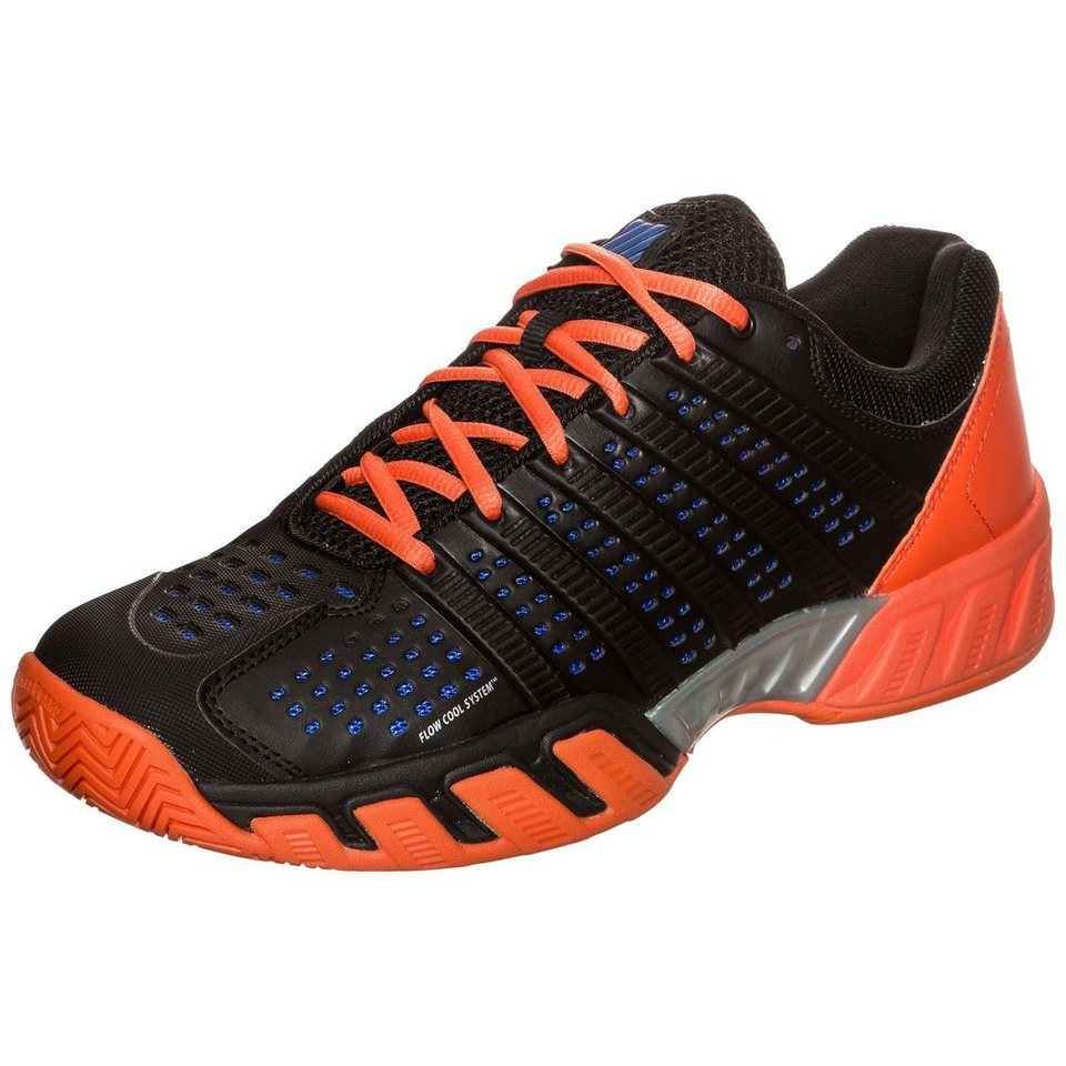 K-SWISS Bigshot Light 2.5 Tennisschuh Herren in schwarz / orange