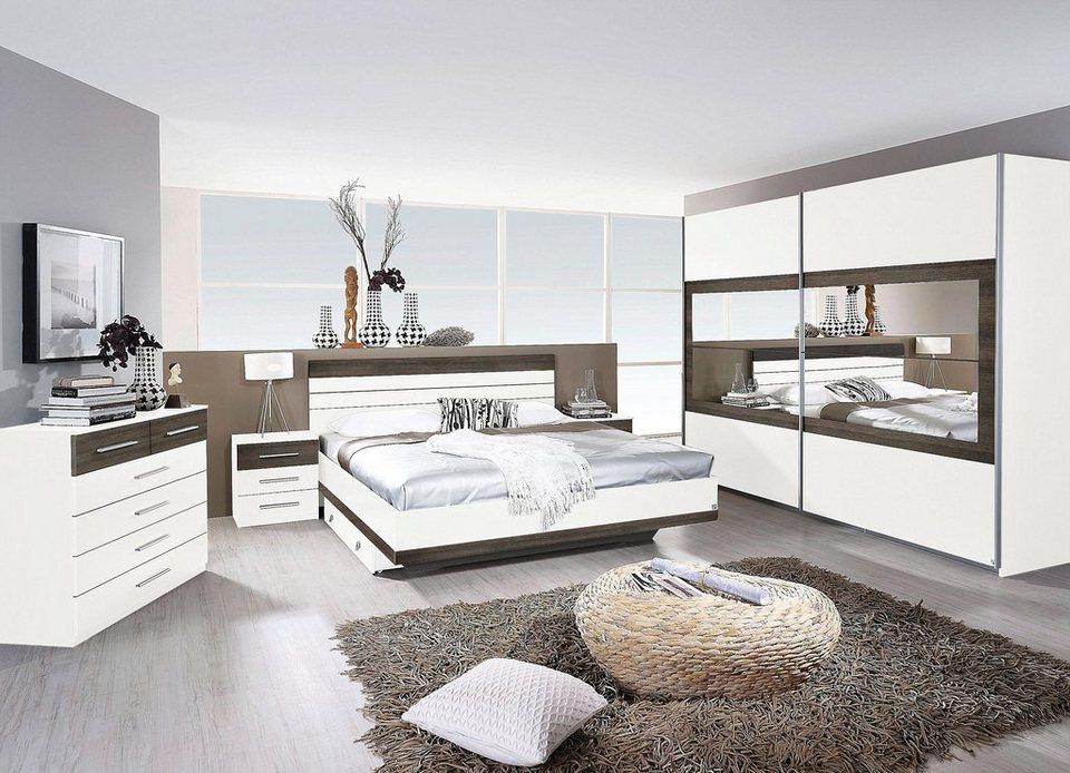 Rauch Schlafzimmer-Spar-Set (4-tlg.) Online Kaufen