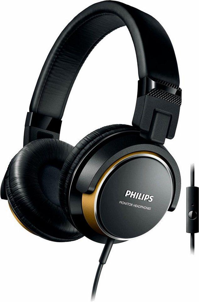 Philips SHL3265BG Kopfhörer in schwarz